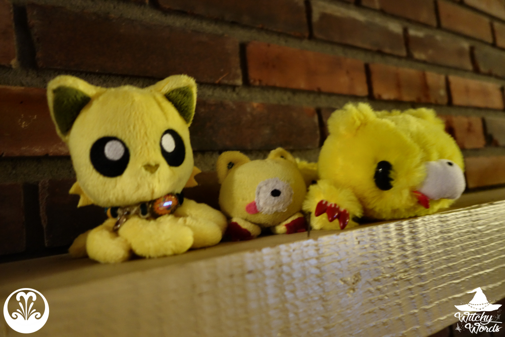 Witchy Words: [Guest Article: Phaedra] Can Stuffed Animals be Familiars?