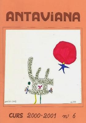 http://issuu.com/blocsdantaviana/docs/revista_antaviana_n___6__2000-01_