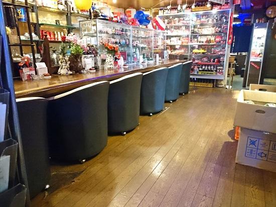 アクアリウム喫茶 慈伴賜の店内の写真