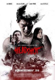 Sinopsis Film Headshot (2016)