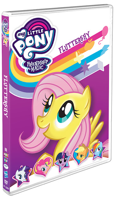 Shout! Factory: My Little Pony Friendship Is Magic: Fluttershy ~ #Review #Giveaway