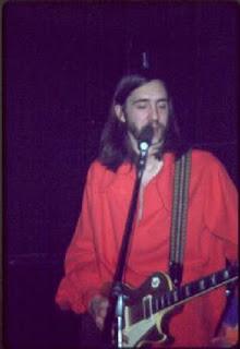 Bruce Marelich  lead singer & lead guitar