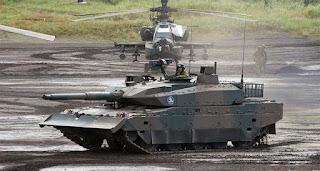 Type 10 Tank (Nilai Bersih $ 9,4 juta)