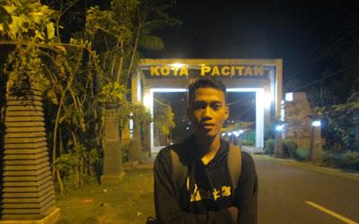 Foto pengalaman di Pacitan