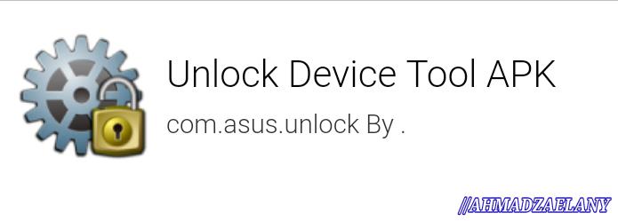 Unlocked bootloader asus zenfone 4 A400CG tanpa PC/Laptop