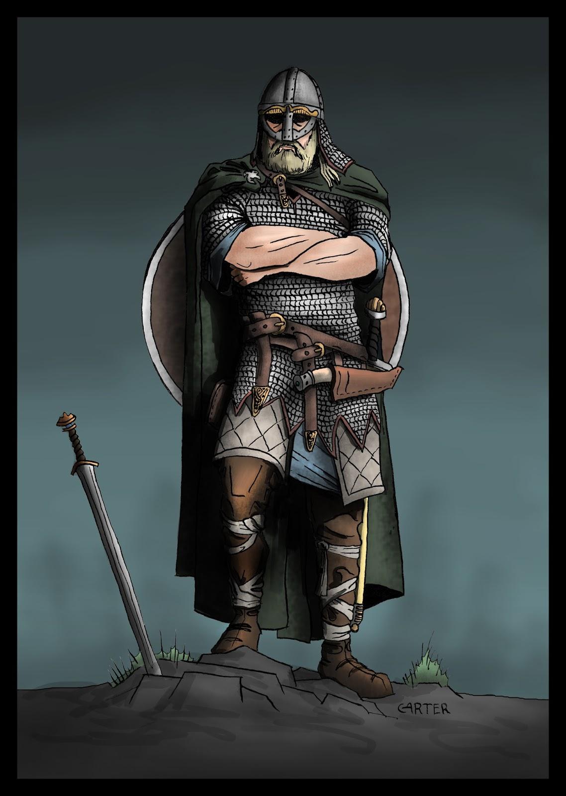 The Drunk Umber Hulk New Art Einar Viking Warrior