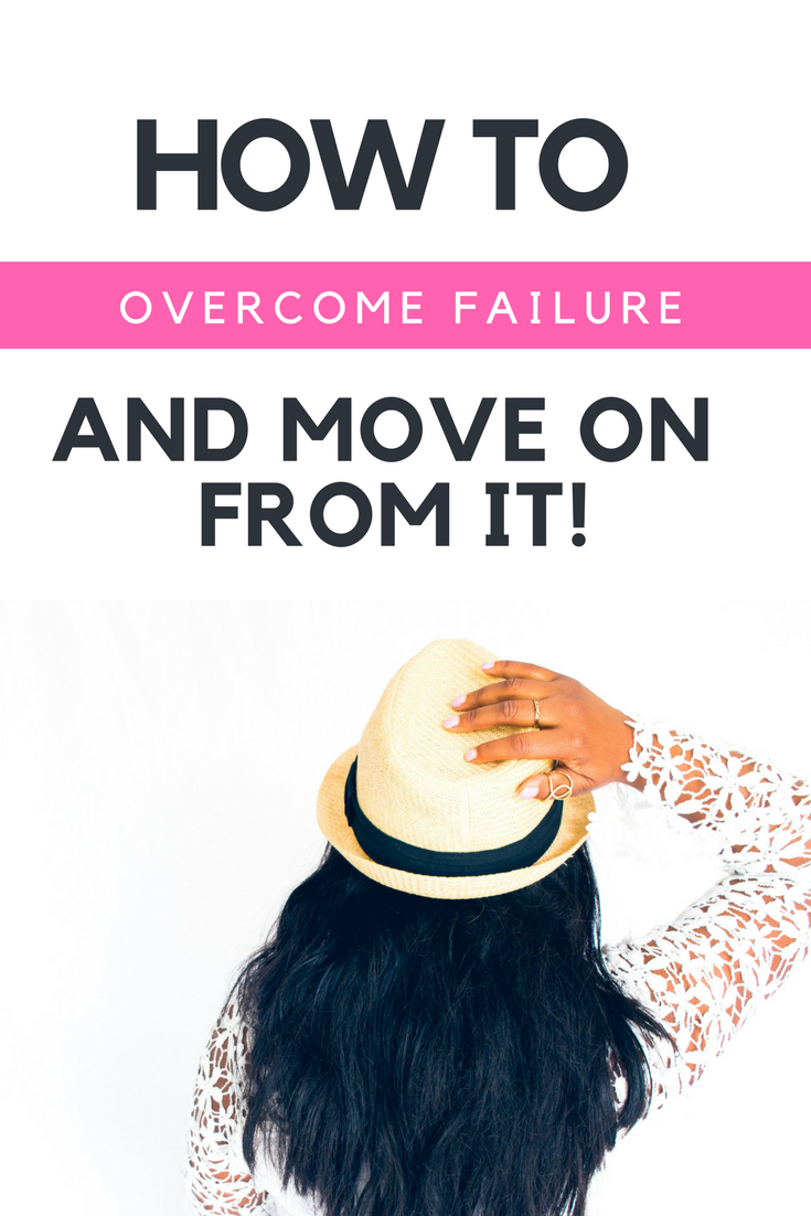 how to over come failure in business