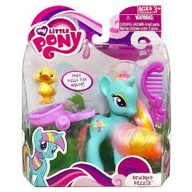 MLP Single Wave 3 Dewdrop Dazzle Brushable Pony