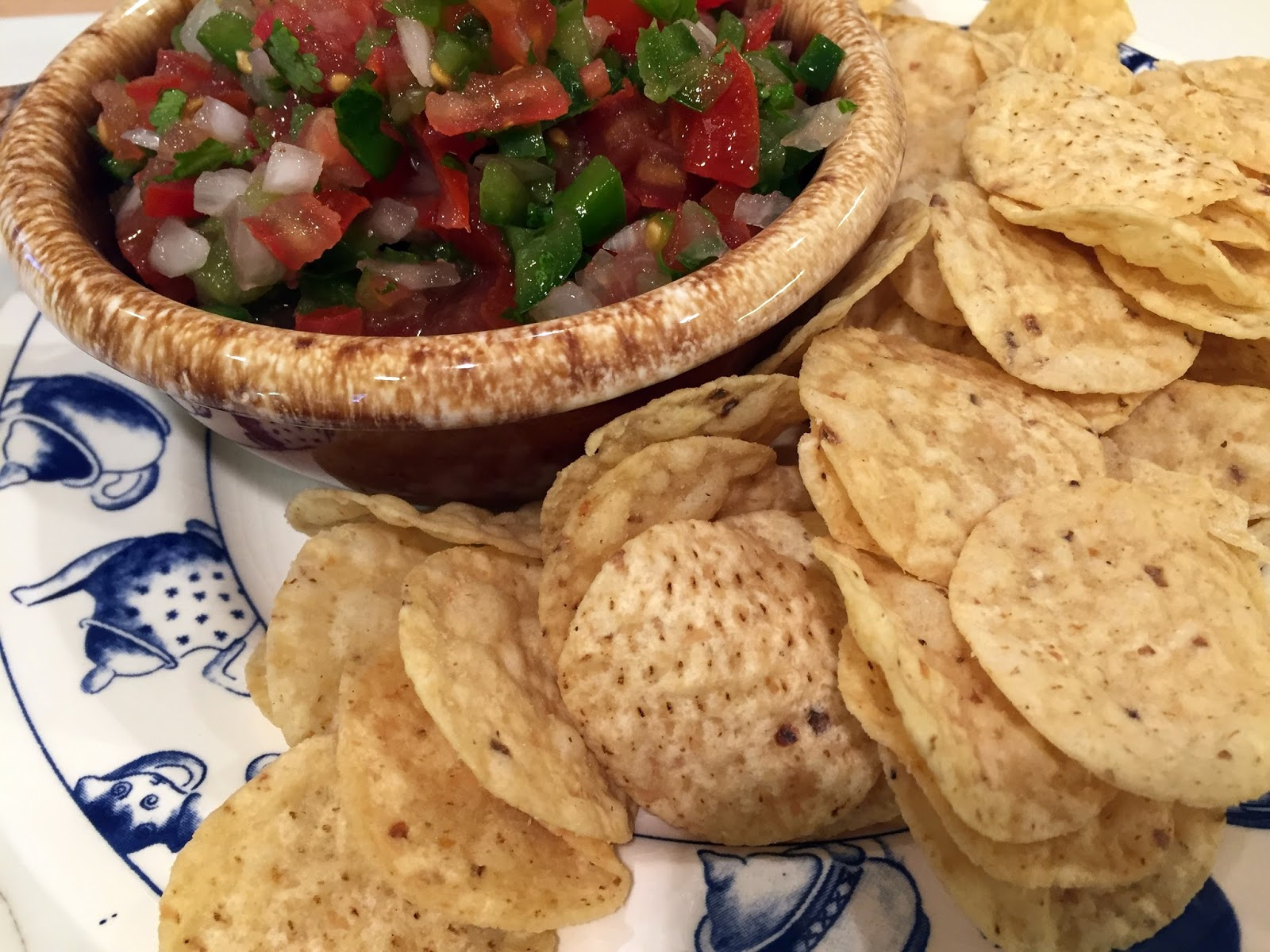 Rosemary's Sampler: 2017 Herb of the Year Salsa