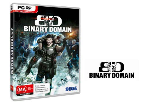 Binary Domain Collection Download for PC