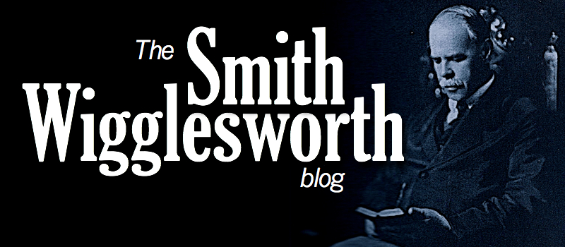 The Smith Wigglesworth Blog An Helpmeet For Him