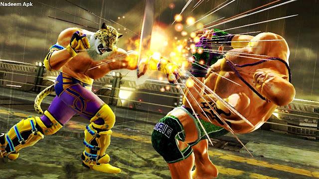 Tekken 6 Game Free Download utorrent For PC