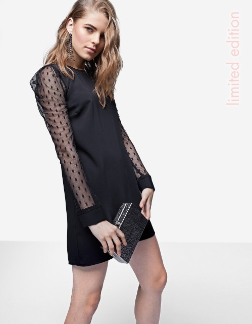 vestidos cortos stradivarius