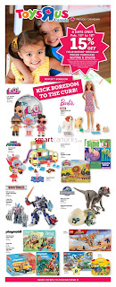 Toys R Us Weekly Flyer Circulaire February 15 - 21, 2019
