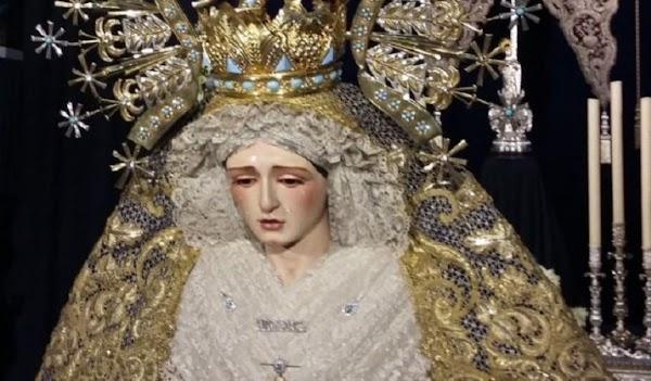 La Virgen de los Ángeles saldrá de San Roque para su Coronación