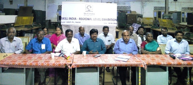 SKILL INDIA EXHIBITION PHOTOS