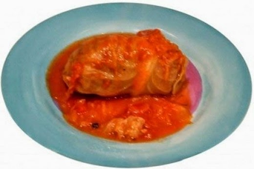 hungarian stuffed cabbage roll by jaguarjulie