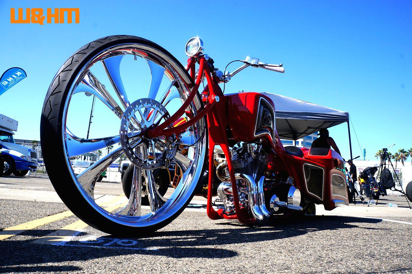 Wheels and Heels Magazine Cars: Irwindale Based VIP Wheels Showed ...