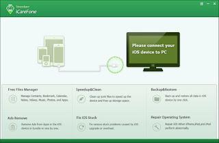Tenorshare iCareFone 3.2.1.0 Full Serial