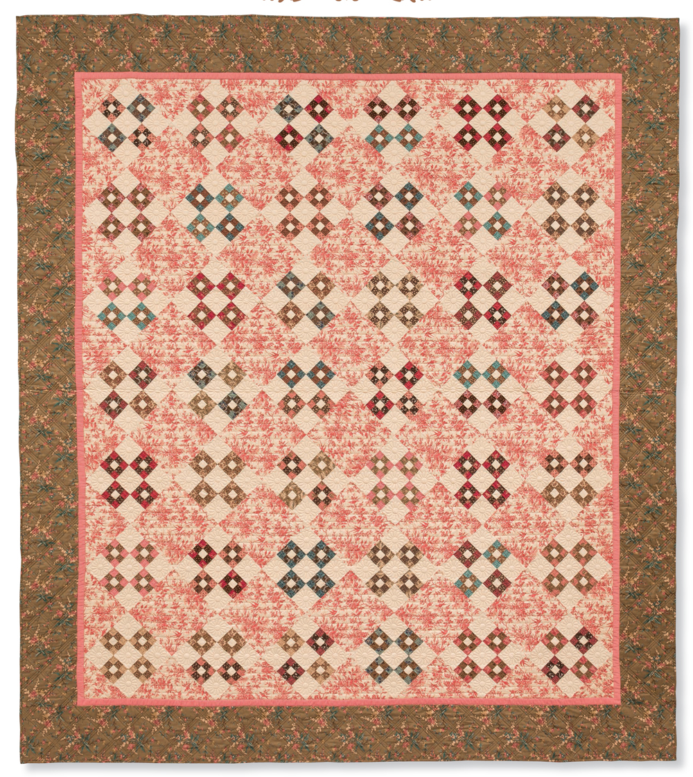 Red Crinoline Quilts : red crinoline quilts - Adamdwight.com