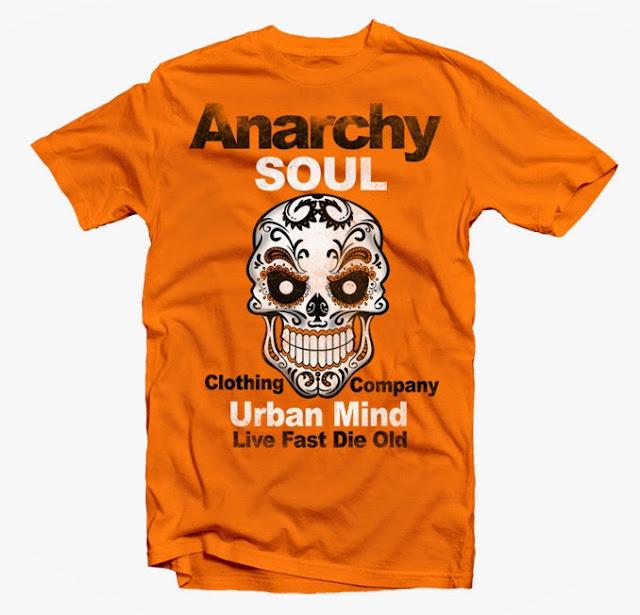 anarchy tshirt design