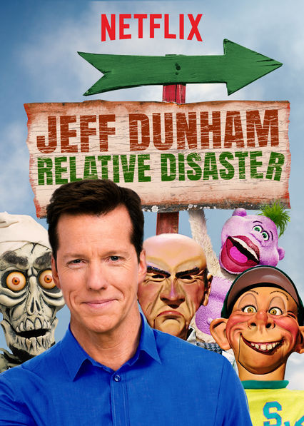 Jeff Dunham: Relative Disaster (2017) ταινιες online seires xrysoi greek subs