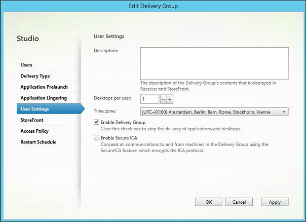Installing and Configuring Citrix XenApp/XenDesktop 7 6