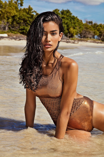 Kelly Gale sexy Yamamay bikini model photo