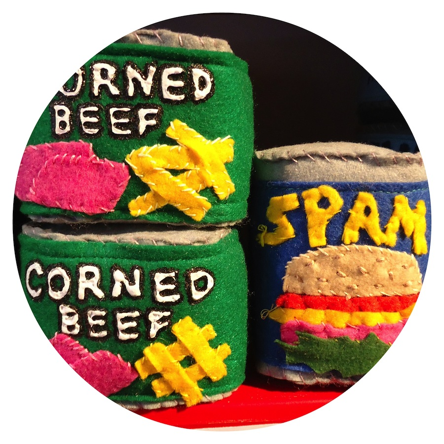 Soft Spam at Cornershop-by-the-sea