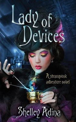 BOOK REVIEW: Lady of Devices by Shelley Adina