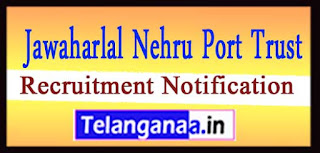 JNPT Jawaharlal Nehru Port Trust Recruitment Notification 2017 Last Date 17-04-2017