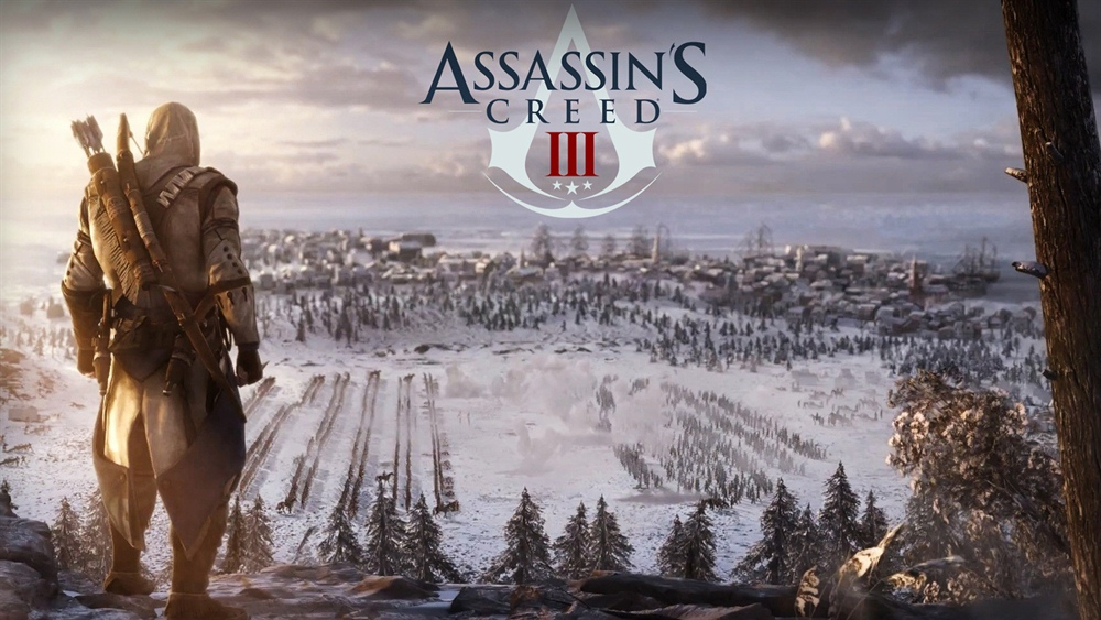 Assassin's Creed 3 Free Download Poster