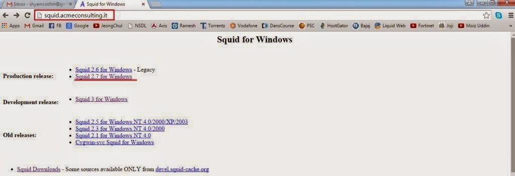 How to Install and Configure Squid Proxy Server on Windows | Free