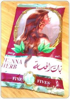 Hennuję włosy henną egipską!