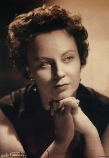Magda Olivero made her debut in an opera broadcast for radio in 1932