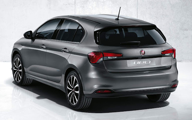 Novo Fiat Tipo 2017 - Hatch