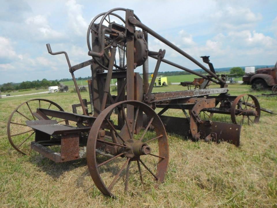 fair grove missouri antique road graders farm equipment