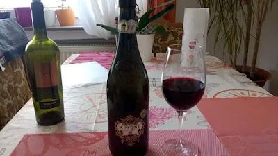 Aimone,vino, rosso, Italia, 14.5 grados, tinto,muy potente