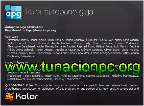 Kolor Autopano Giga Imagen