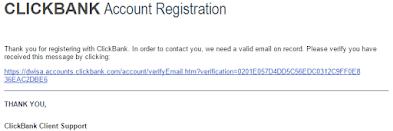 Cara Terbaru Mendaftar di ClickBank