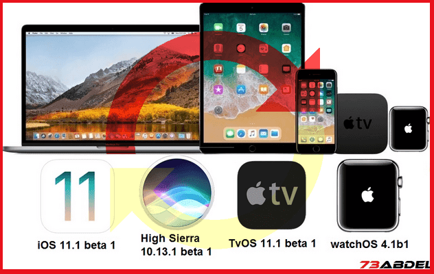http://www.73abdel.com/2017/09/the-fist-developer-betas-for-ios-11-1-macos-10-13-1-watchos-4-1-tvos-11-1.html