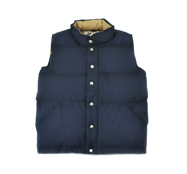 Freeman X Crescent Down Works Italian Vest