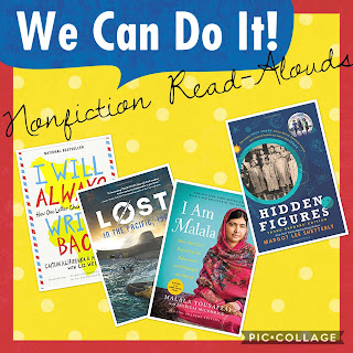 Four nonfiction books that will grab your students' attention and keep them reading.