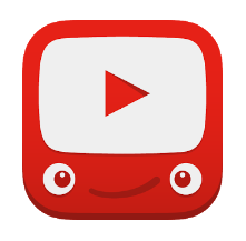 Youtube kids aplicación de ver vídeos para peques familia