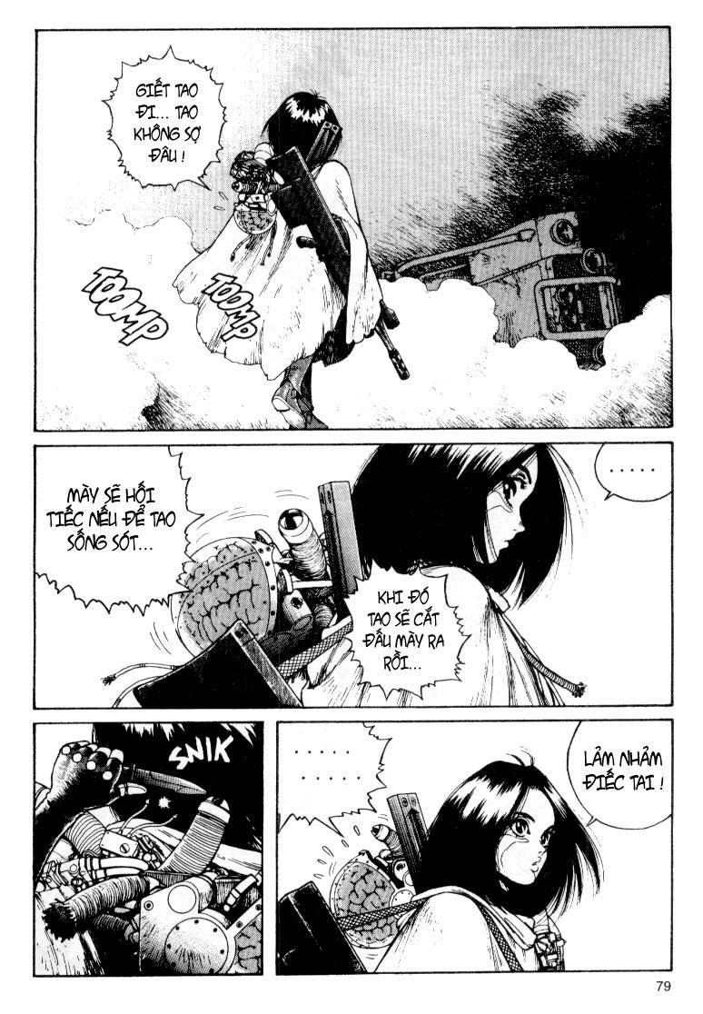 Battle Angel Alita chapter 32 trang 6