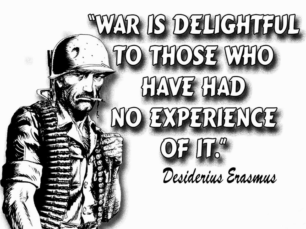 War Quotes Quotesgram