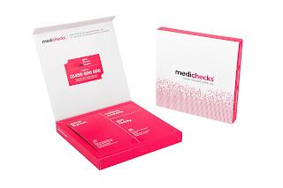 medichecks test kit