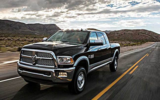 2016 Dodge Ram 2500 Cummins Diesel Release Date UK