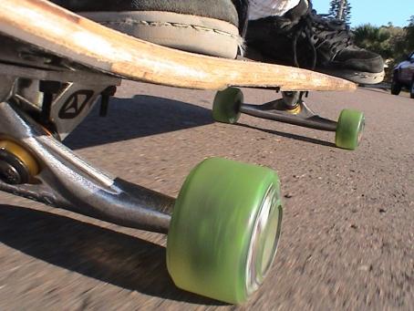 perlengkapan skateboard