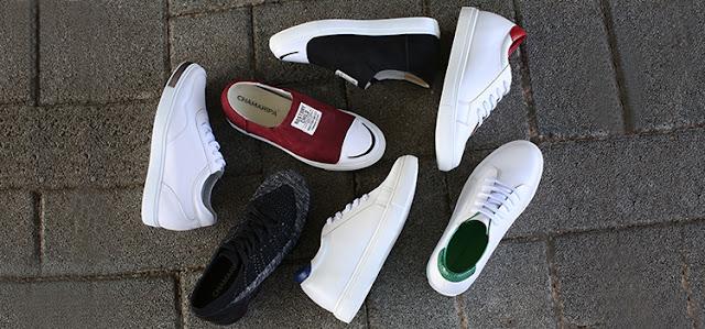 Sapatos masculinos da loja ChamaripaShoes